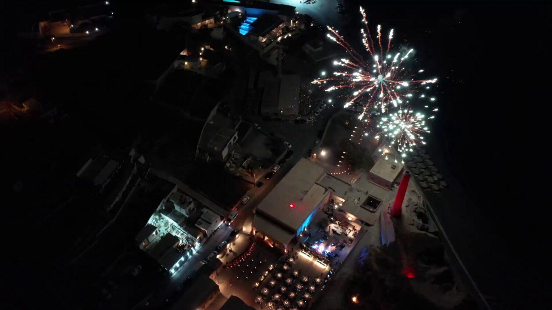 Festival Santorini Fireworks - 6