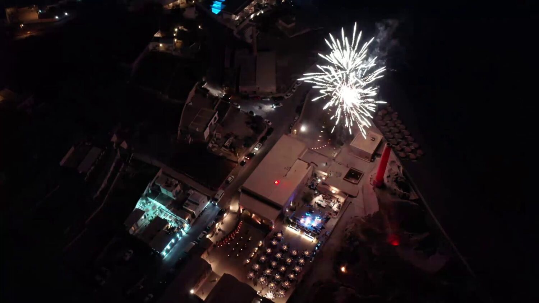 Festival Santorini Fireworks - 7