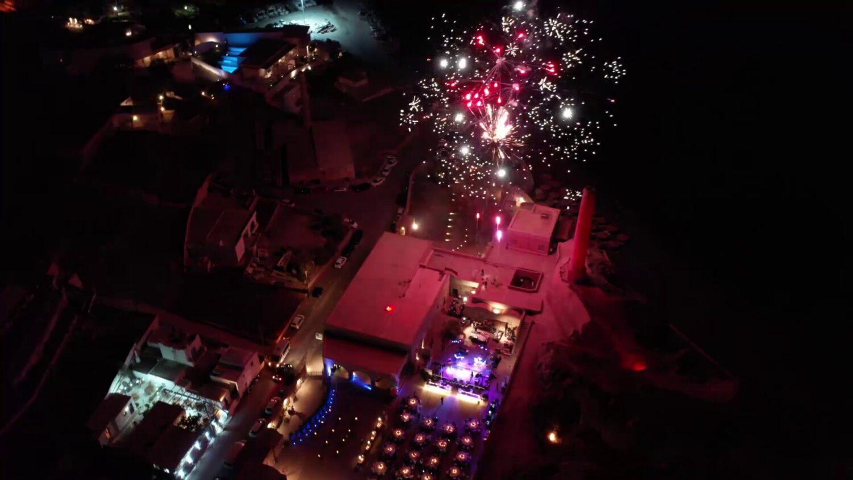 Festival Santorini Fireworks - 9